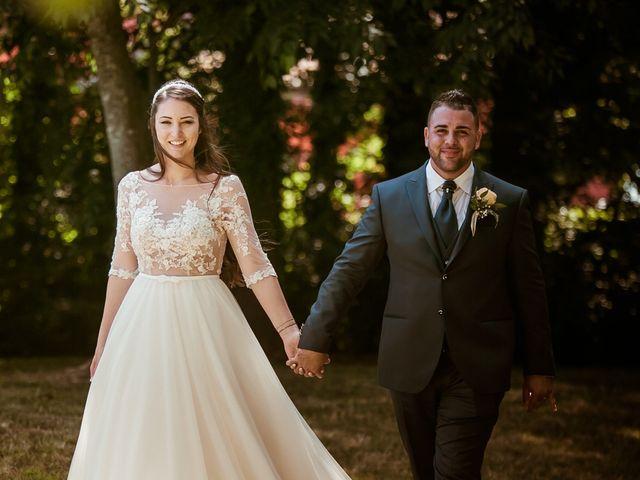 le nozze di Martina e Michele