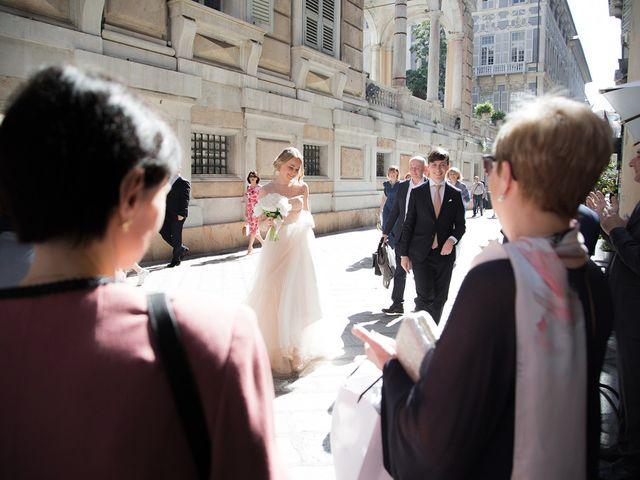 Il matrimonio di Emanuele e Margarita a Genova, Genova 1