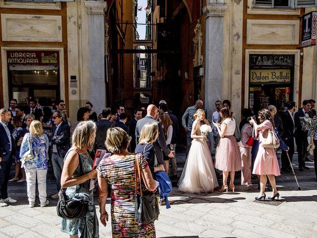 Il matrimonio di Emanuele e Margarita a Genova, Genova 2