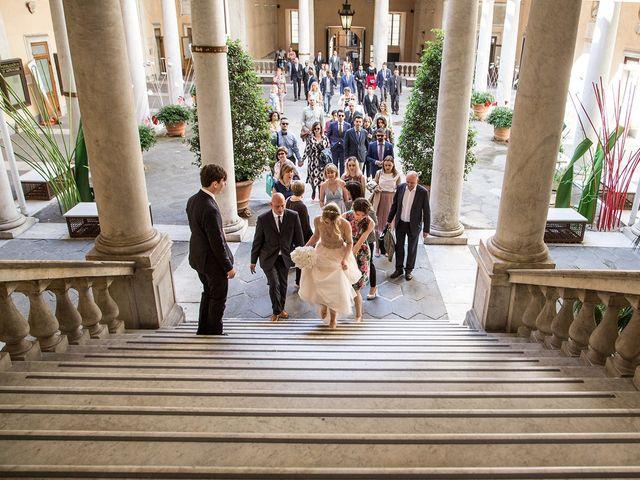 Il matrimonio di Emanuele e Margarita a Genova, Genova 9