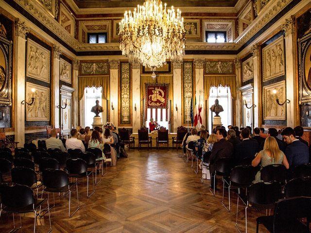 Il matrimonio di Emanuele e Margarita a Genova, Genova 10