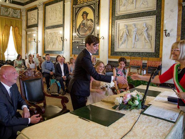 Il matrimonio di Emanuele e Margarita a Genova, Genova 14