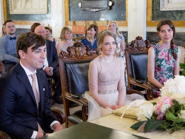 Il matrimonio di Emanuele e Margarita a Genova, Genova 15