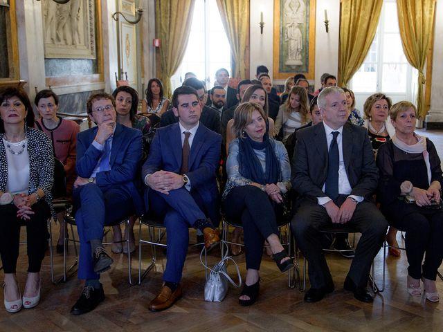Il matrimonio di Emanuele e Margarita a Genova, Genova 16