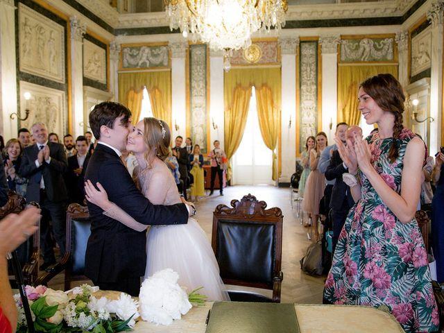 Il matrimonio di Emanuele e Margarita a Genova, Genova 20