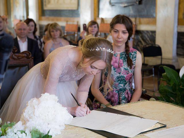 Il matrimonio di Emanuele e Margarita a Genova, Genova 22