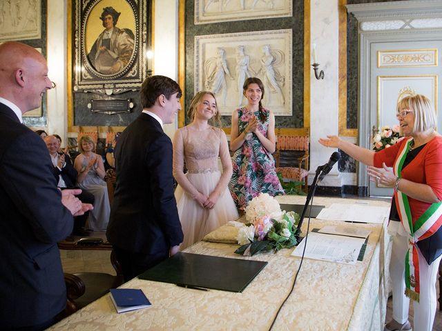 Il matrimonio di Emanuele e Margarita a Genova, Genova 23