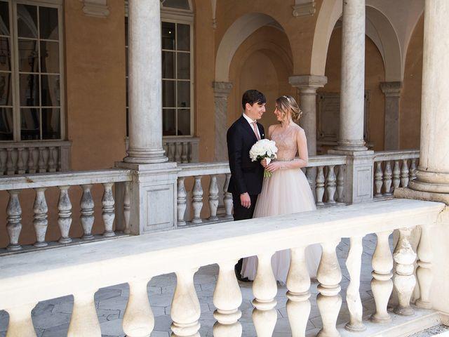Il matrimonio di Emanuele e Margarita a Genova, Genova 27