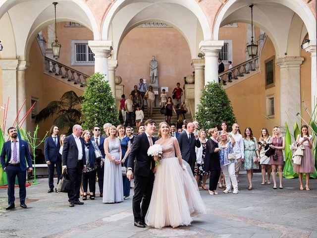 Il matrimonio di Emanuele e Margarita a Genova, Genova 30