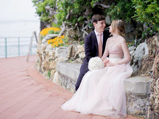 Il matrimonio di Emanuele e Margarita a Genova, Genova 32