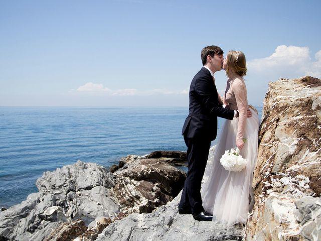 Il matrimonio di Emanuele e Margarita a Genova, Genova 35
