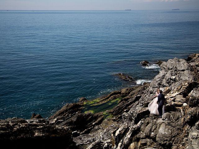 Il matrimonio di Emanuele e Margarita a Genova, Genova 37