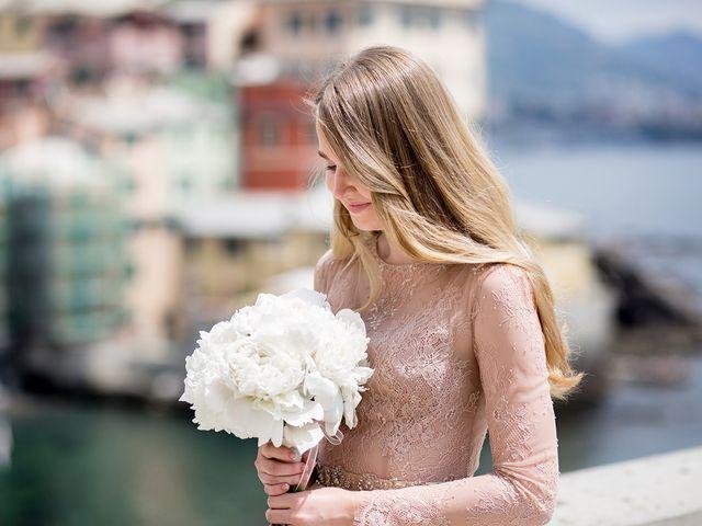 Il matrimonio di Emanuele e Margarita a Genova, Genova 38
