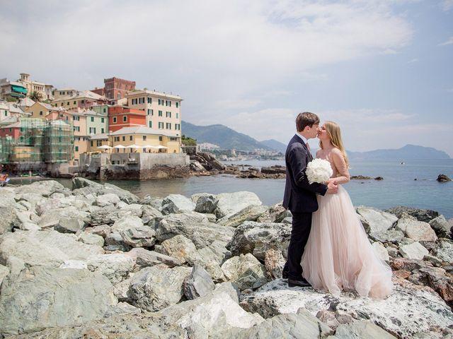 Il matrimonio di Emanuele e Margarita a Genova, Genova 39
