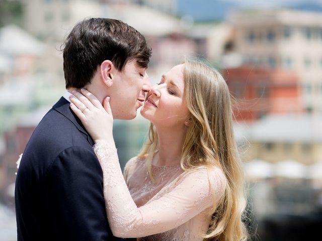 Il matrimonio di Emanuele e Margarita a Genova, Genova 40