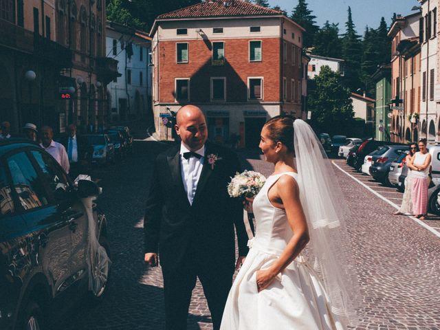 Il matrimonio di Massimo e Francesca a Mercato Saraceno, Forlì-Cesena 4