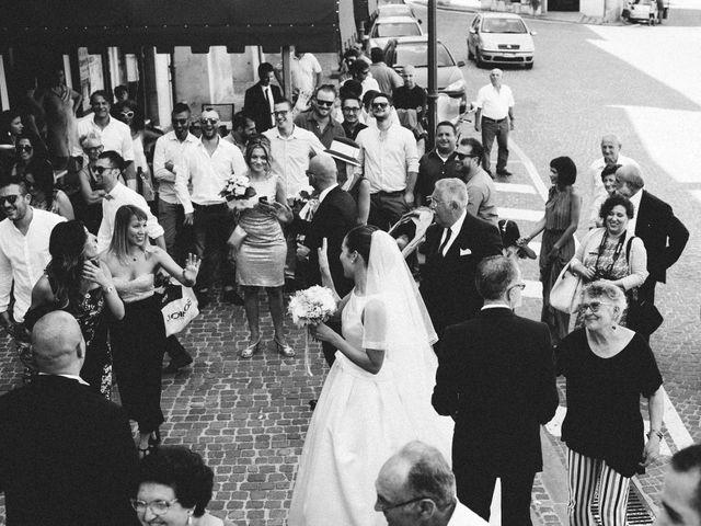 Il matrimonio di Massimo e Francesca a Mercato Saraceno, Forlì-Cesena 7