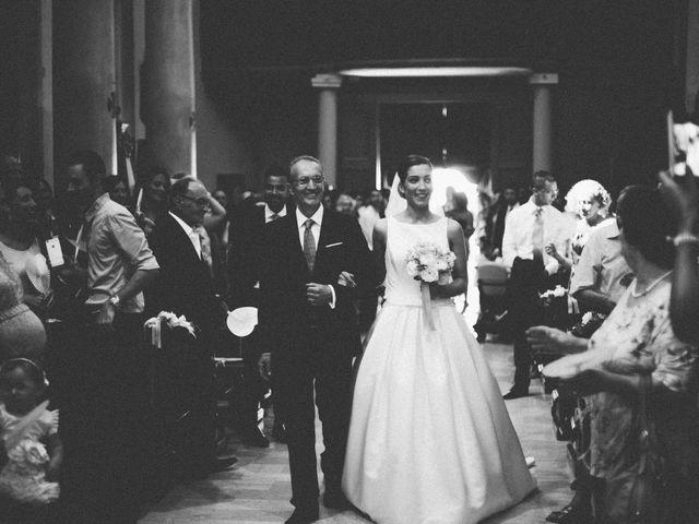 Il matrimonio di Massimo e Francesca a Mercato Saraceno, Forlì-Cesena 1