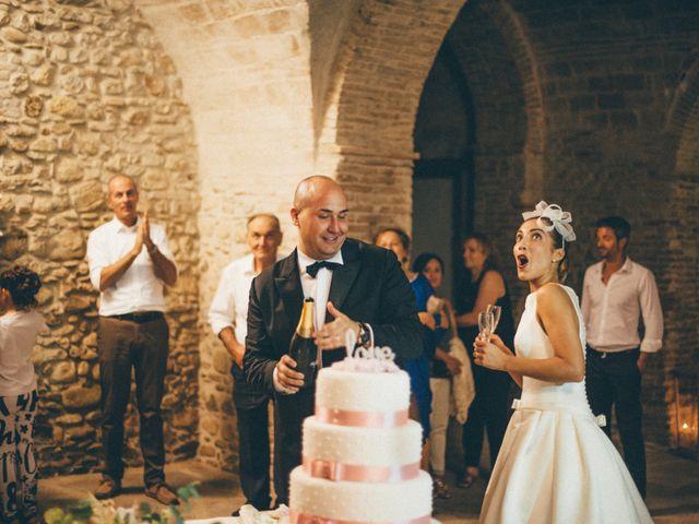 Il matrimonio di Massimo e Francesca a Mercato Saraceno, Forlì-Cesena 16