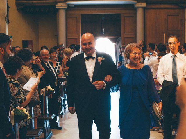 Il matrimonio di Massimo e Francesca a Mercato Saraceno, Forlì-Cesena 9