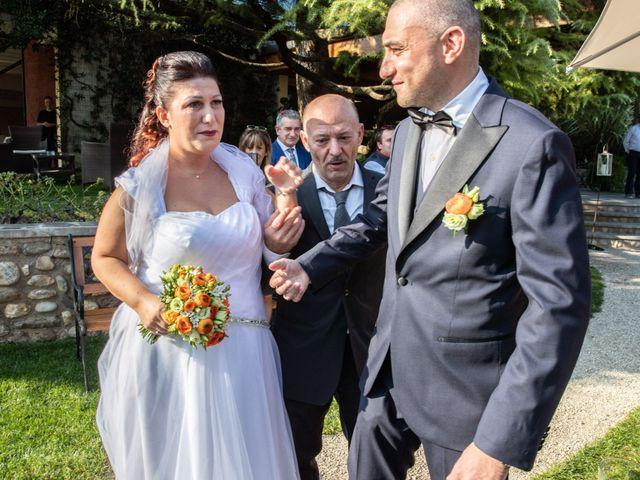Il matrimonio di Ivan e Silvia a Brescia, Brescia 36