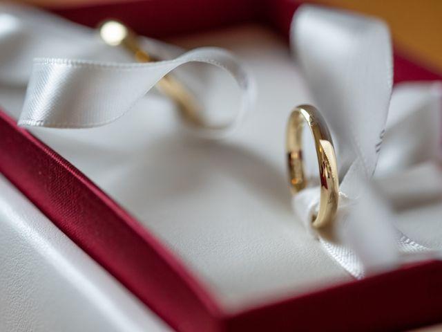 Il matrimonio di Fabio e Cristina a Corte Franca, Brescia 6