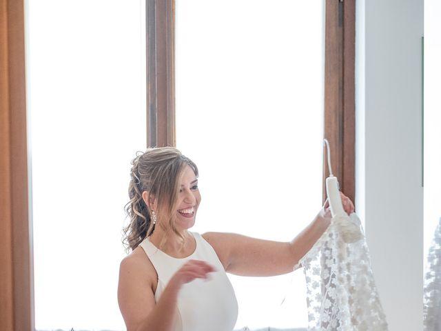 Il matrimonio di Fabio e Cristina a Corte Franca, Brescia 8