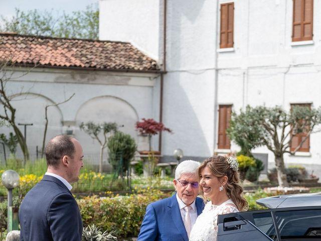 Il matrimonio di Fabio e Cristina a Corte Franca, Brescia 10