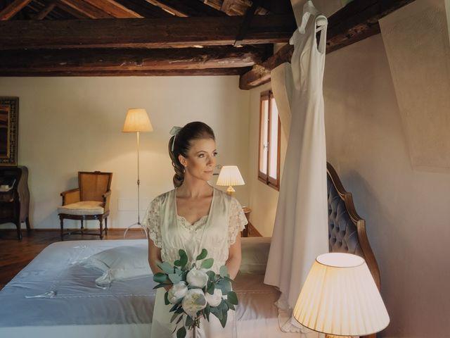 Il matrimonio di Mattia e Ilaria a Mira, Venezia 8