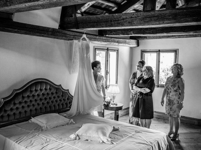 Il matrimonio di Mattia e Ilaria a Mira, Venezia 9