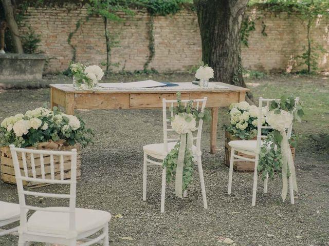 Il matrimonio di Mattia e Ilaria a Mira, Venezia 11