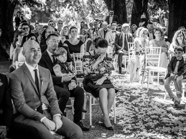 Il matrimonio di Mattia e Ilaria a Mira, Venezia 19