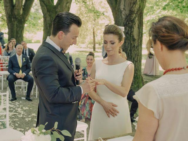 Il matrimonio di Mattia e Ilaria a Mira, Venezia 20