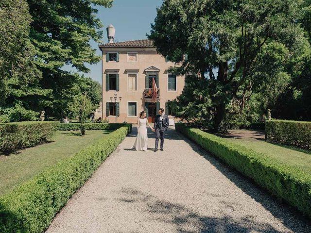 Il matrimonio di Mattia e Ilaria a Mira, Venezia 22