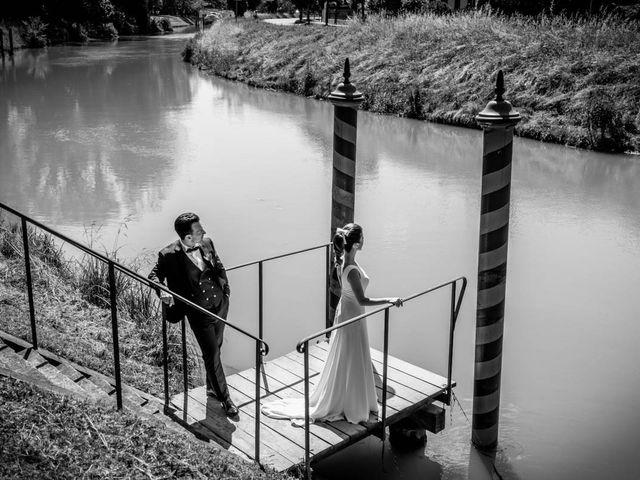 Il matrimonio di Mattia e Ilaria a Mira, Venezia 23