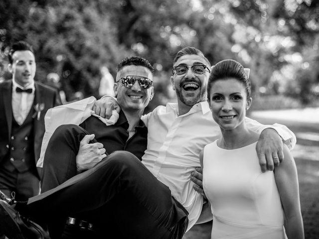 Il matrimonio di Mattia e Ilaria a Mira, Venezia 33