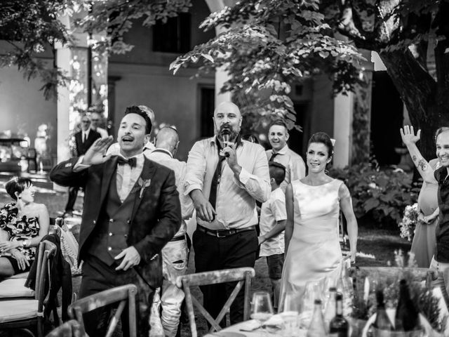 Il matrimonio di Mattia e Ilaria a Mira, Venezia 34