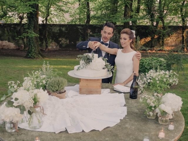 Il matrimonio di Mattia e Ilaria a Mira, Venezia 37