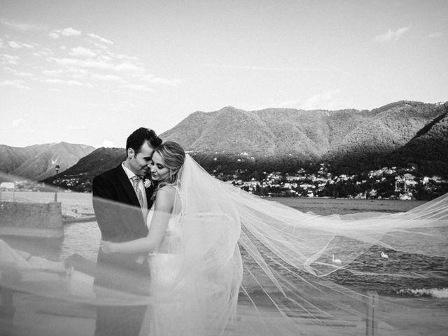 Le nozze di Cristina e Eros
