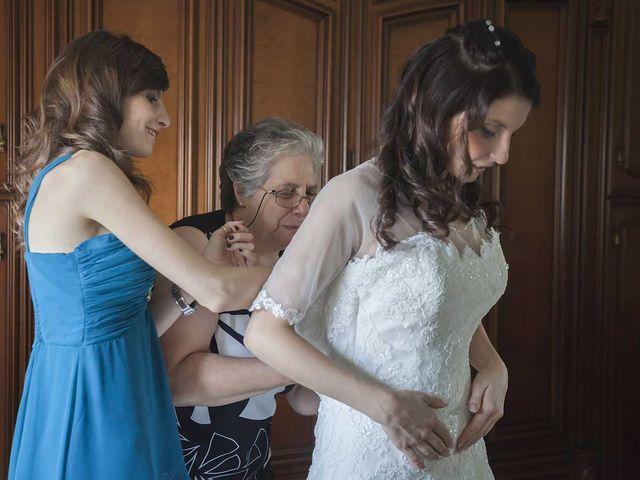 Il matrimonio di Sergio e Caterina a Lainate, Milano 1