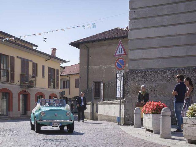 Il matrimonio di Sergio e Caterina a Lainate, Milano 6