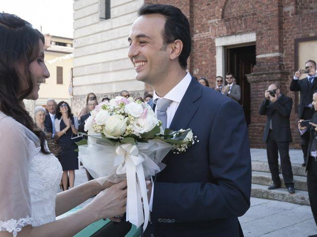 Il matrimonio di Sergio e Caterina a Lainate, Milano 8