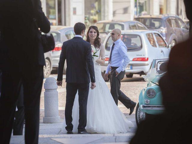 Il matrimonio di Sergio e Caterina a Lainate, Milano 10