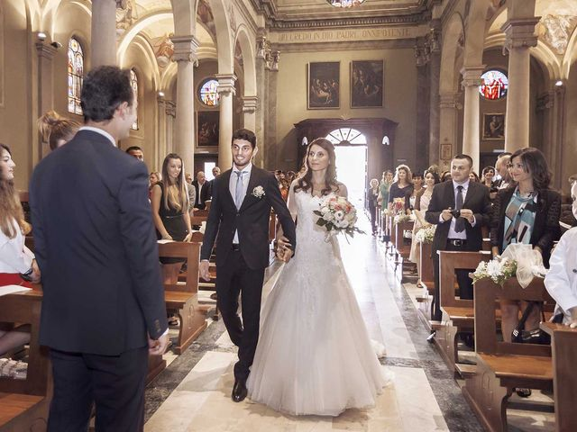 Il matrimonio di Sergio e Caterina a Lainate, Milano 11