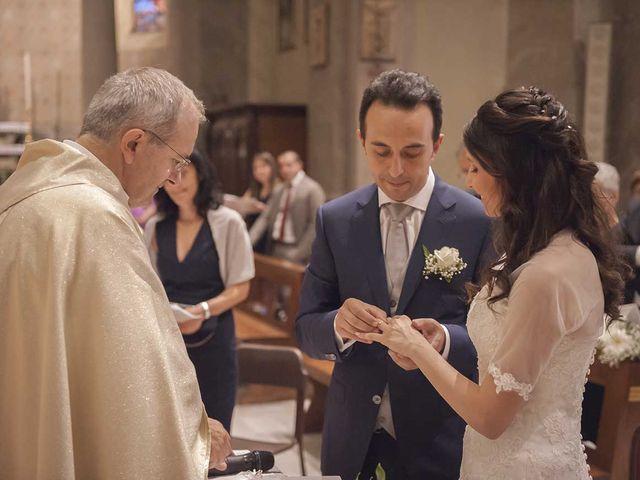 Il matrimonio di Sergio e Caterina a Lainate, Milano 15