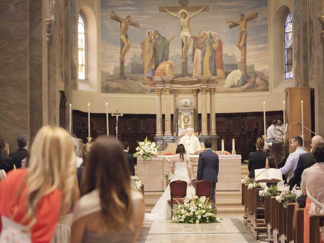 Il matrimonio di Sergio e Caterina a Lainate, Milano 17