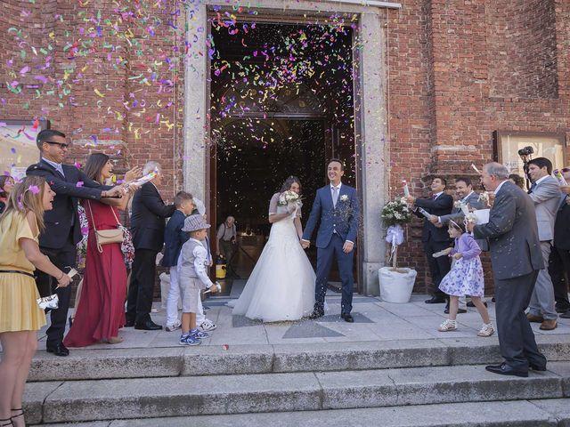 Il matrimonio di Sergio e Caterina a Lainate, Milano 20