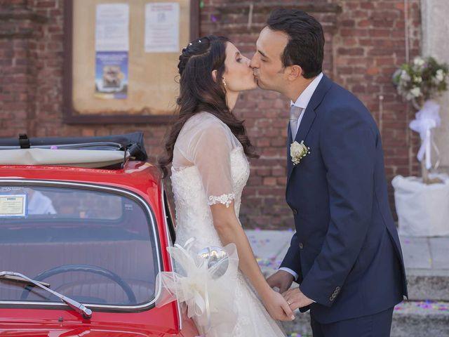 Il matrimonio di Sergio e Caterina a Lainate, Milano 24