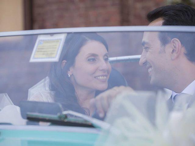 Il matrimonio di Sergio e Caterina a Lainate, Milano 25