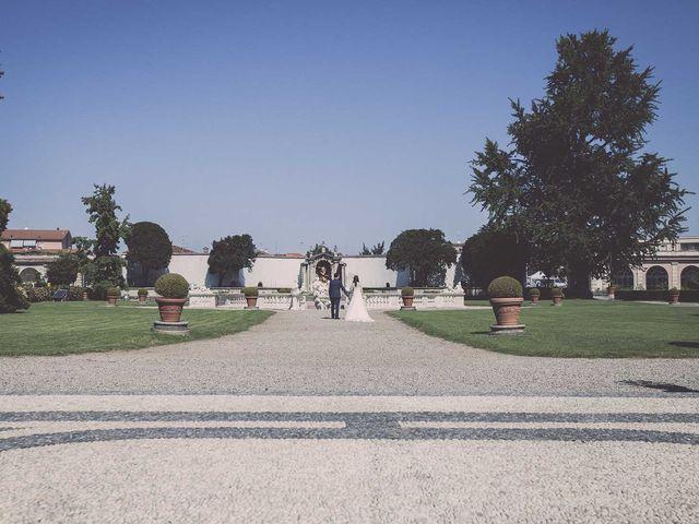 Il matrimonio di Sergio e Caterina a Lainate, Milano 27